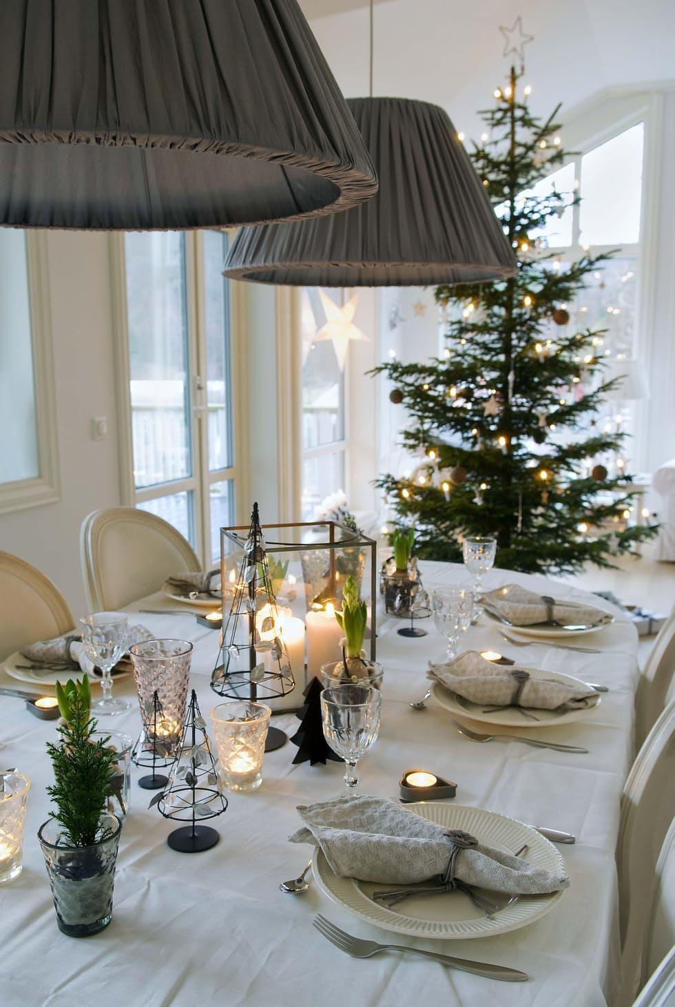 Decoraci n natural para una navidad oh blanca navidad for Decoracion natural interiores