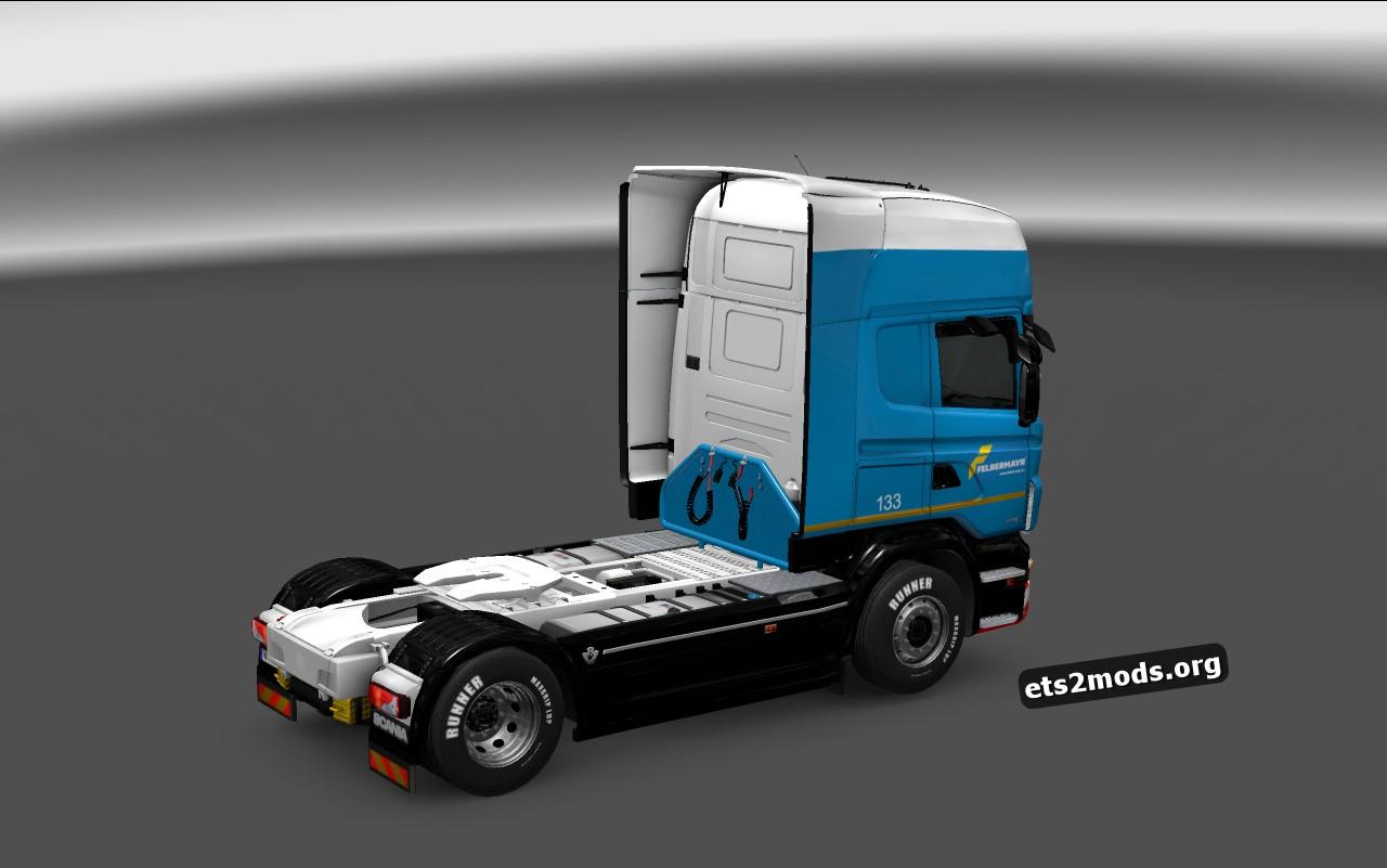 Felbermayr GmBH Skin for Scania RJL