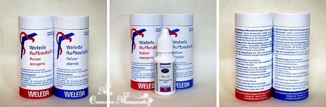 препарат кальция от weleda