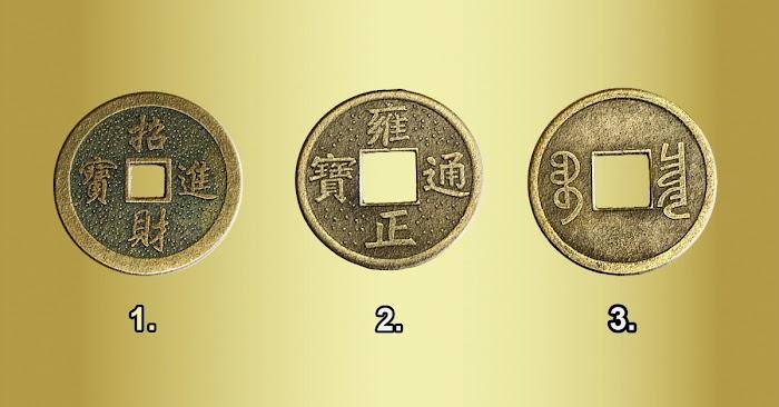 Фэн-шуй монетка откроет, что вас ожидает в ближайшем будущем в финансовой сфере