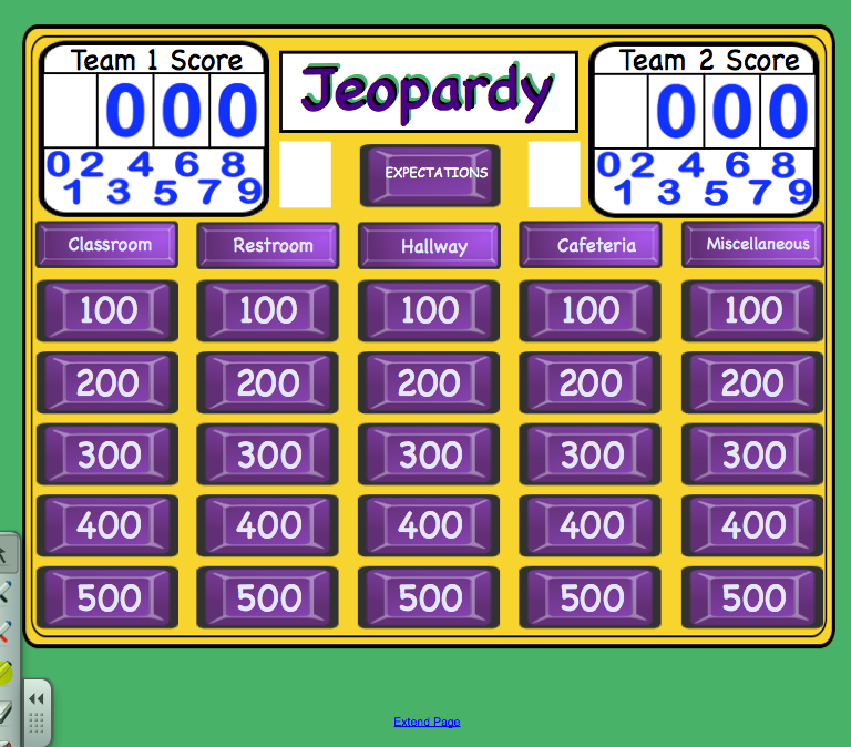 Health review jeopardy game 2017 2018 2019 ford price for Jeopardy powerpoint template with scoreboard