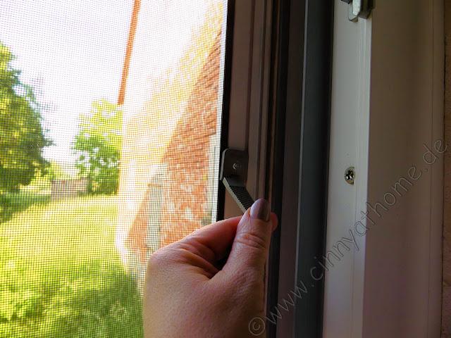 Cinny Home Mit Dem Insetto Fensterschutz Bleiben Tierchen Draussen