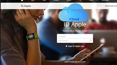 Cara Buat Akun iCloud - Cara Membuat ID Apple Baru di iPhone  Anda