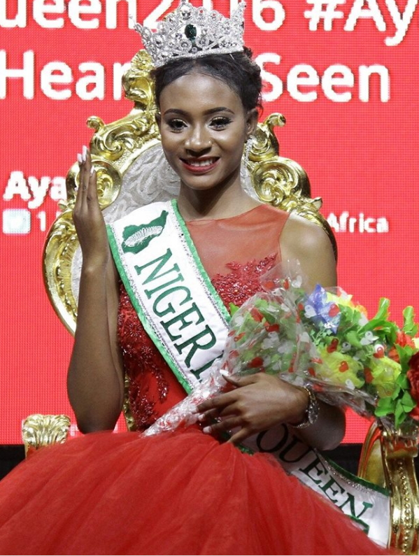 miss nigerian queen 2016 winner