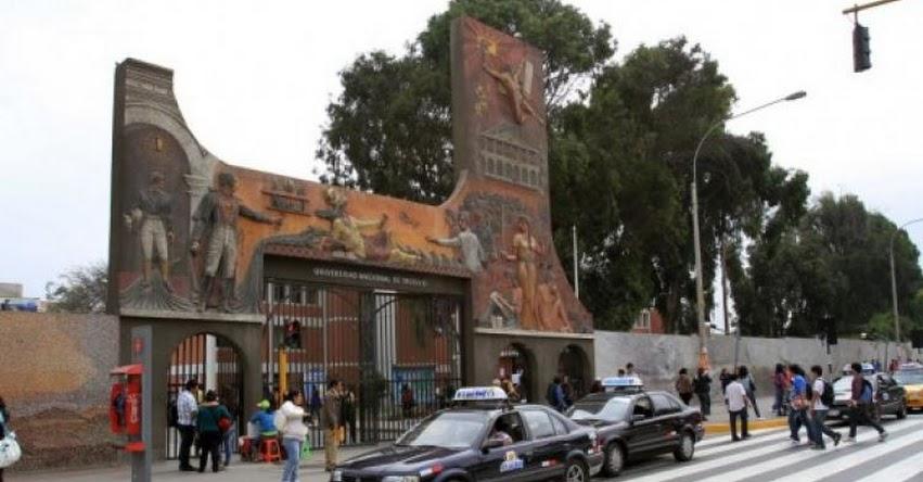 INDECOPI confirmó existencia de barrera burocrática en Universidad Nacional de Trujillo - UNT - www.indecopi.gob.pe