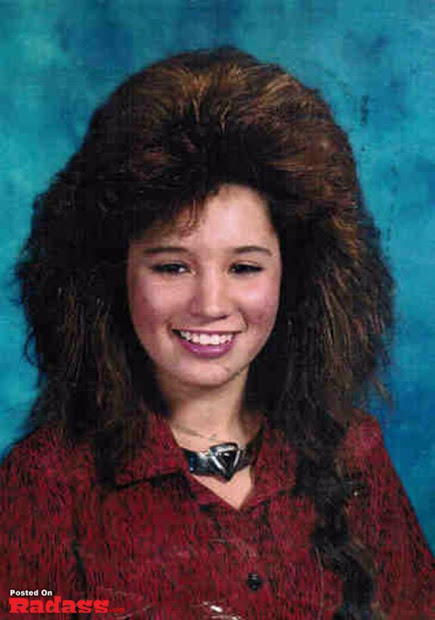 awful of '80s hairstyles