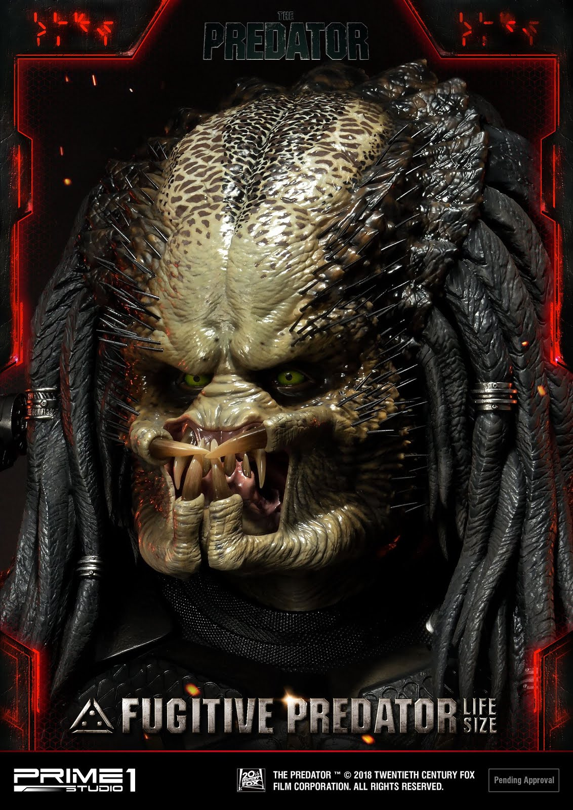 The Predator (2018) Dual Audio Hindi 300MB BluRay 480p ESubs