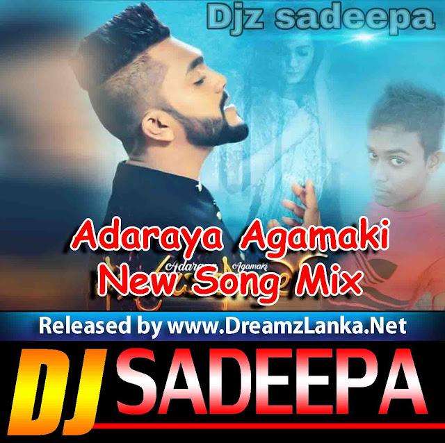 Adaraya Agamaki Sandun Perera New Song Mix By Djz Sadeepa