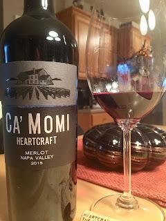 2015 Ca'Momi Merlot