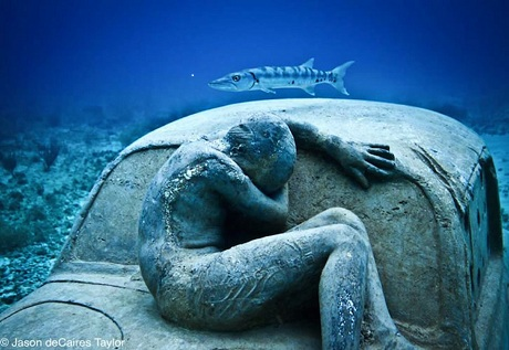 Podvodne skulpture