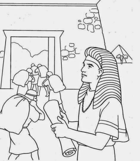 joseph king of dreams coloring pages   Bíblia e a Ciência: José do Egito - Desenhos para Colorir