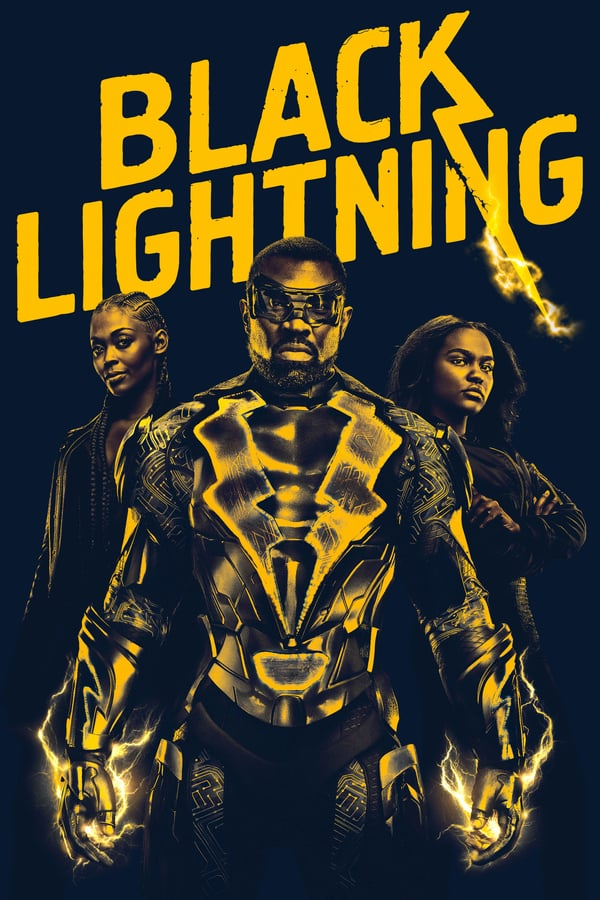 Descargar Black Lightning Latino HD Serie Completa por MEGA