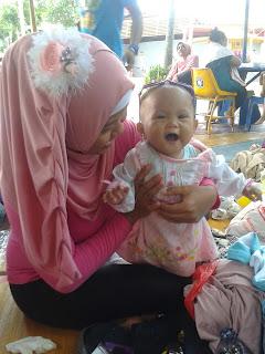 Bayi Lucu Belajar Jalan #1