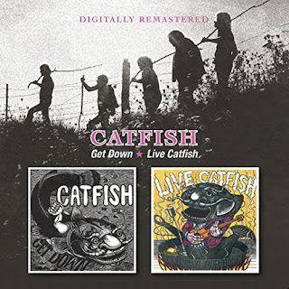 Catfish's Get Down & Live Catfish LPs