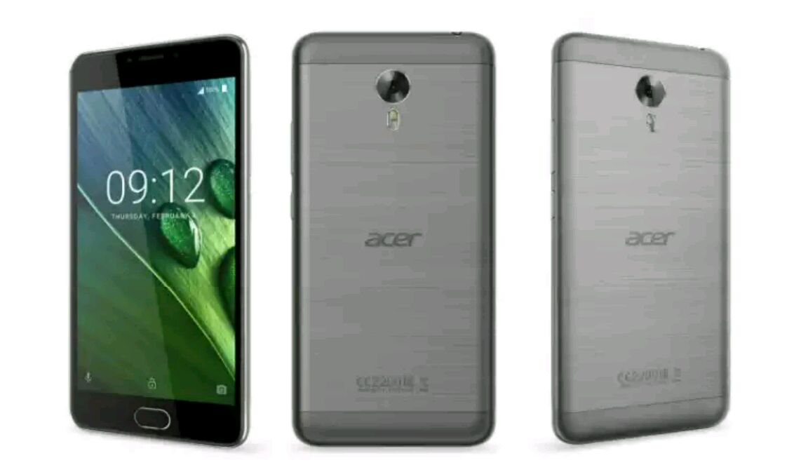 Acer Liquid Z6 and Liquid Z6 Plus appeared at IFA 2016