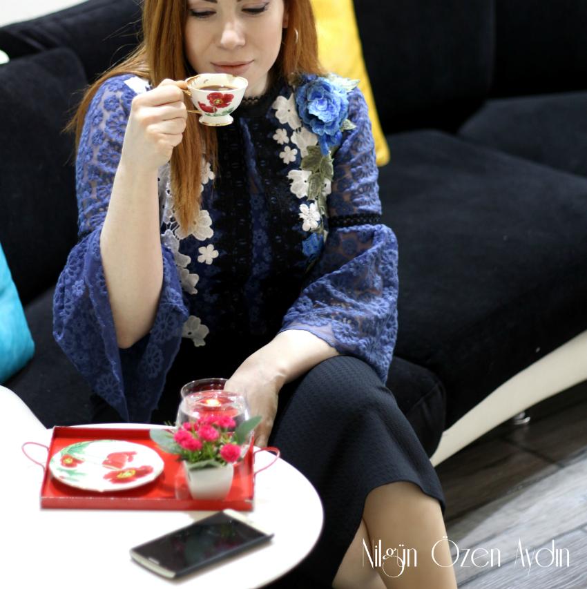 bluz dikimi-bluz süsleme-güpürlü bluzkolay bluz dikimi-dikiş blogu