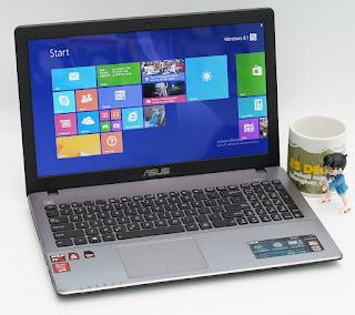 Jual Laptop Gaming Asus X550ZE-XX065D