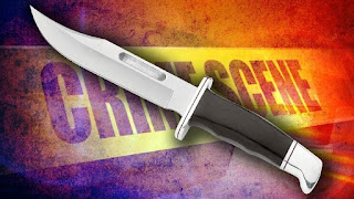 Knife confiscated at school