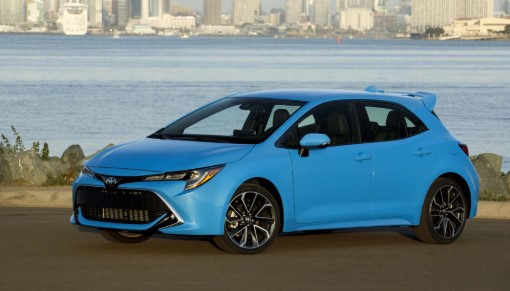 2019 Toyota Corolla iM model info - There still isn't really much to see from the most up to date round of spy pictures showing the next Toyota Corolla iM