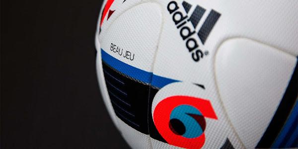 Bola rasmi EURO France 2016