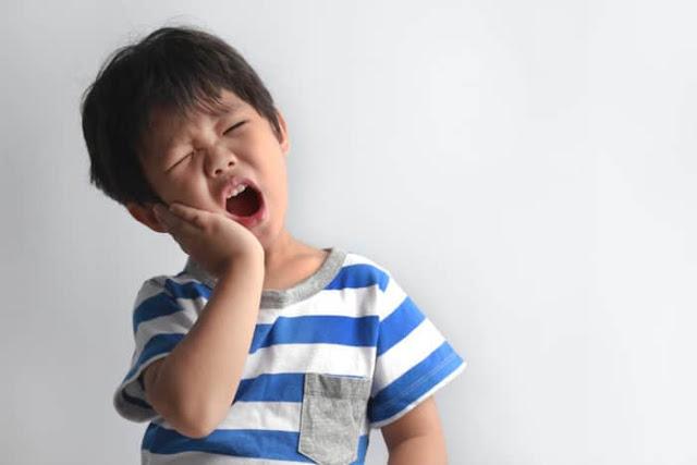 3 Macam Obat Sakit Gigi Anak yang Efektif Untuk Meredakan Nyeri