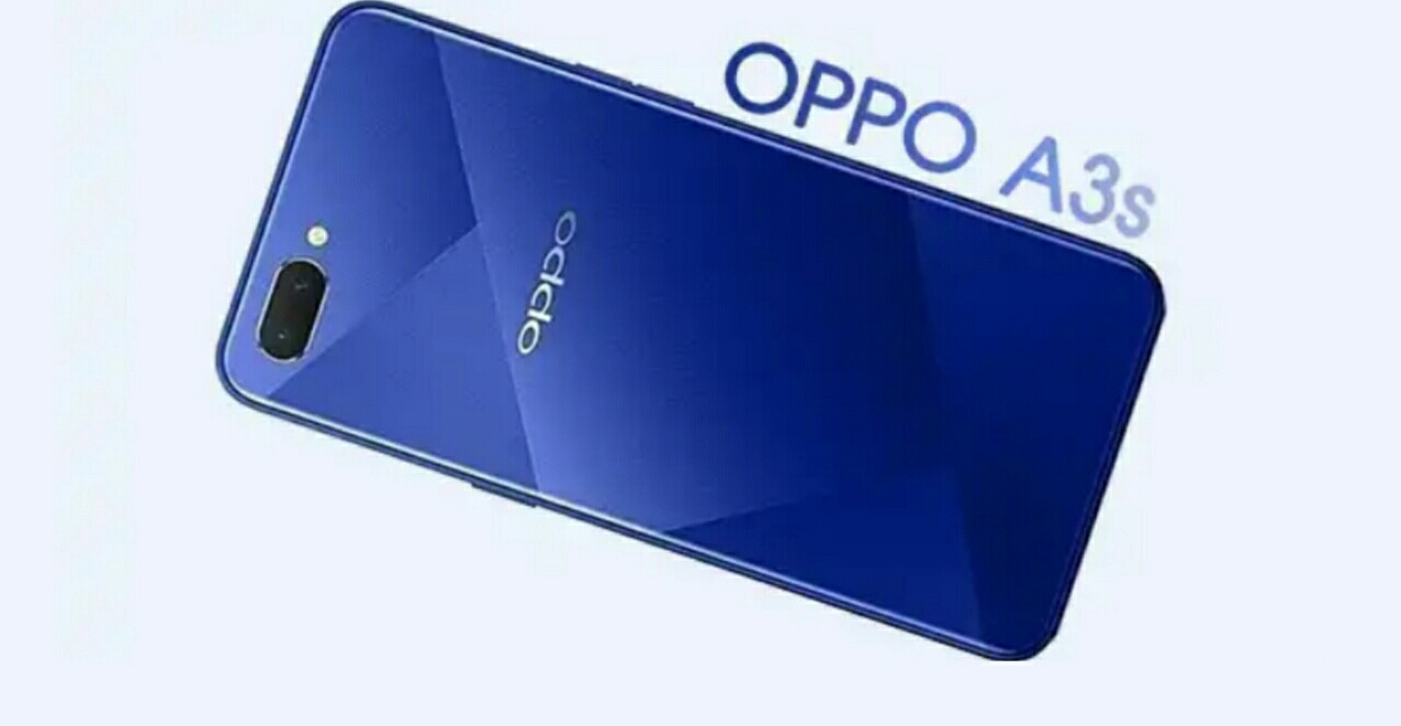 Oppo Launches The Years Longest Smartphone For Rs 10990 Android A3s 2gb Camera Has Been Made Available Processor And What Is 425 Snapdragon With Ram Which 4230 Mah Battery Power