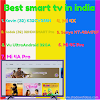 7 Best smart tv in India