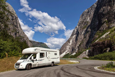 Alquiler autocaravana Noruega