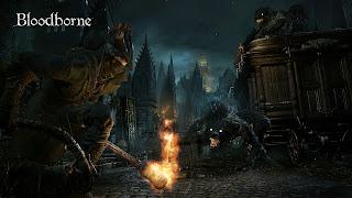 Bloodborne PS4 Wallpaper