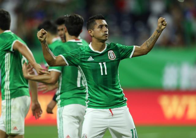 México derrotó 1-0 a Ghana