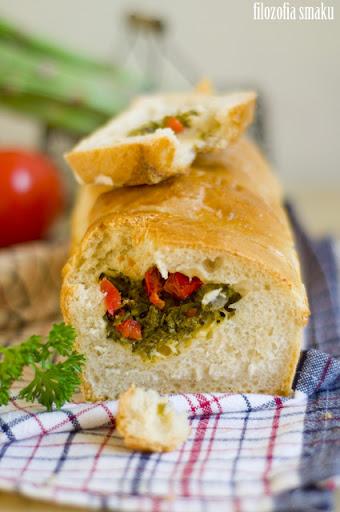 (chleb z papryka