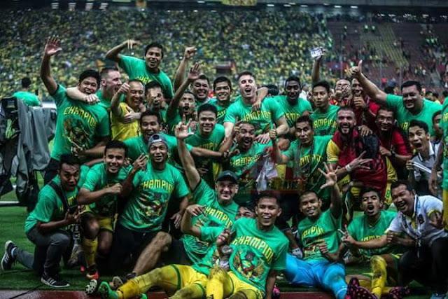 Keputusan Kedah Juara TM Piala Malaysia 2016