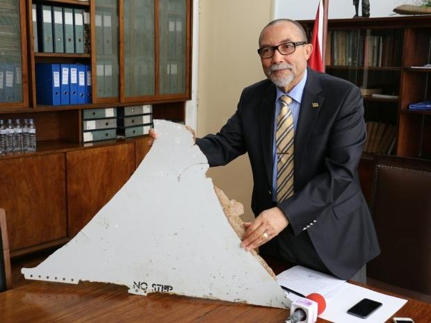 Pasukan Penyiasat MH370 Malaysia Kini Berada Di Mozambique