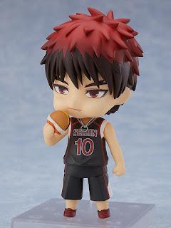 "Nendoroid Taiga Kagami & Taiga Kagami Special Box de ""Kuroko no Basket"" - Orange Rouge"