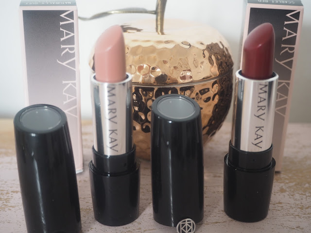 Mary Kay NEW Gel Semi-Shine Lipstick