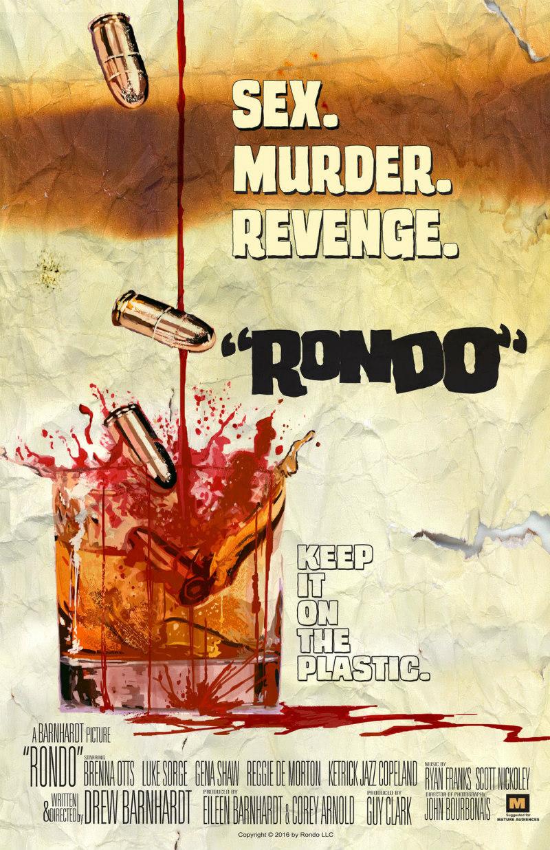 rondo movie 2018 poster