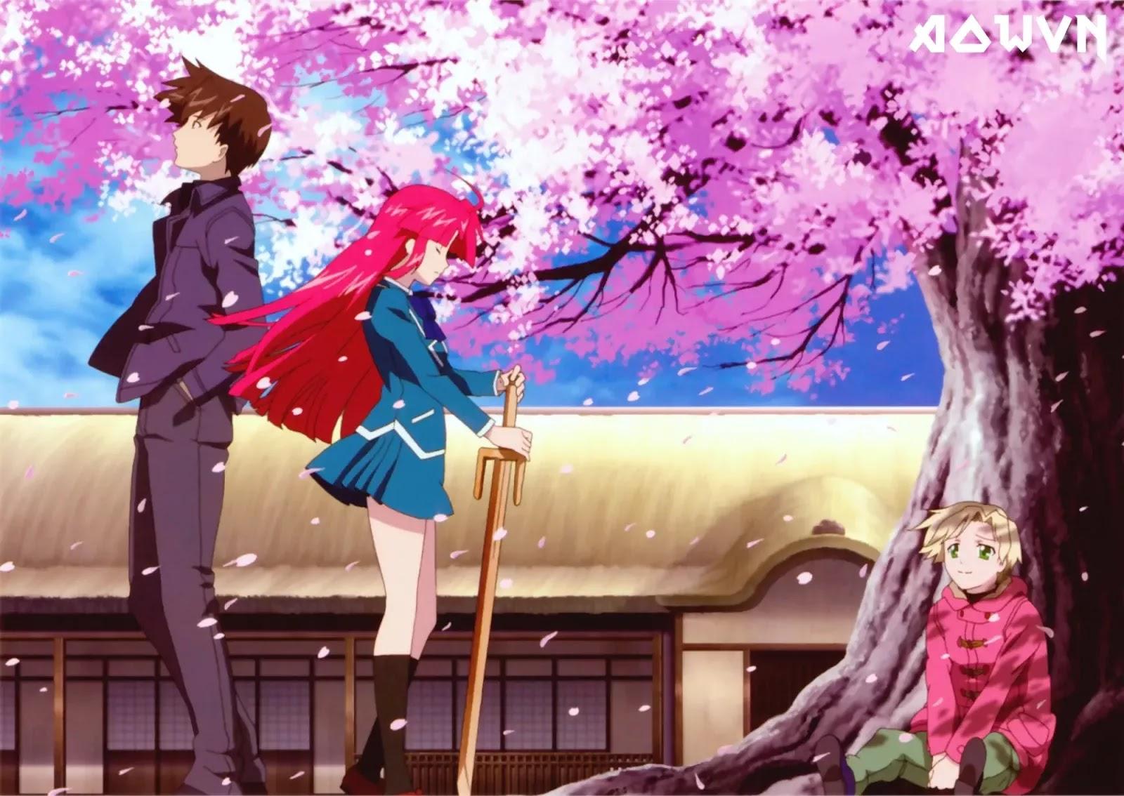 231560 - [ Anime 3gp Mp4 ] Kaze No Stigma | Vietsub - Pháp Thuật