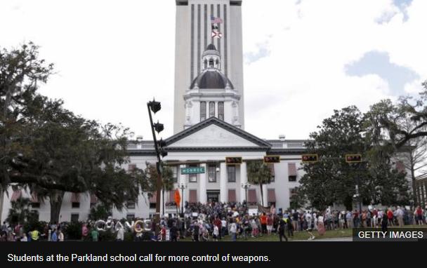 Shooting in Florida School