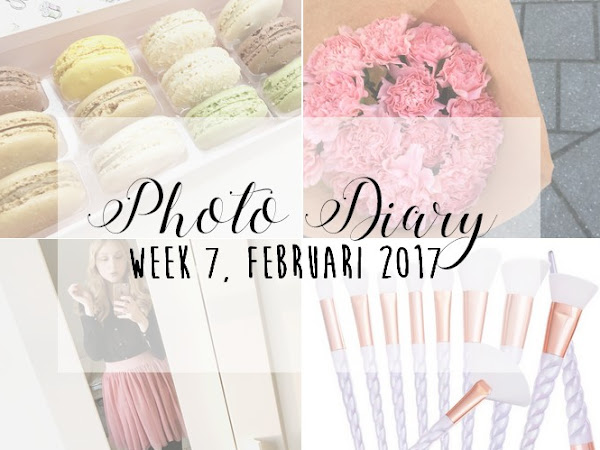 Photo Diary Week 7, februari 2017