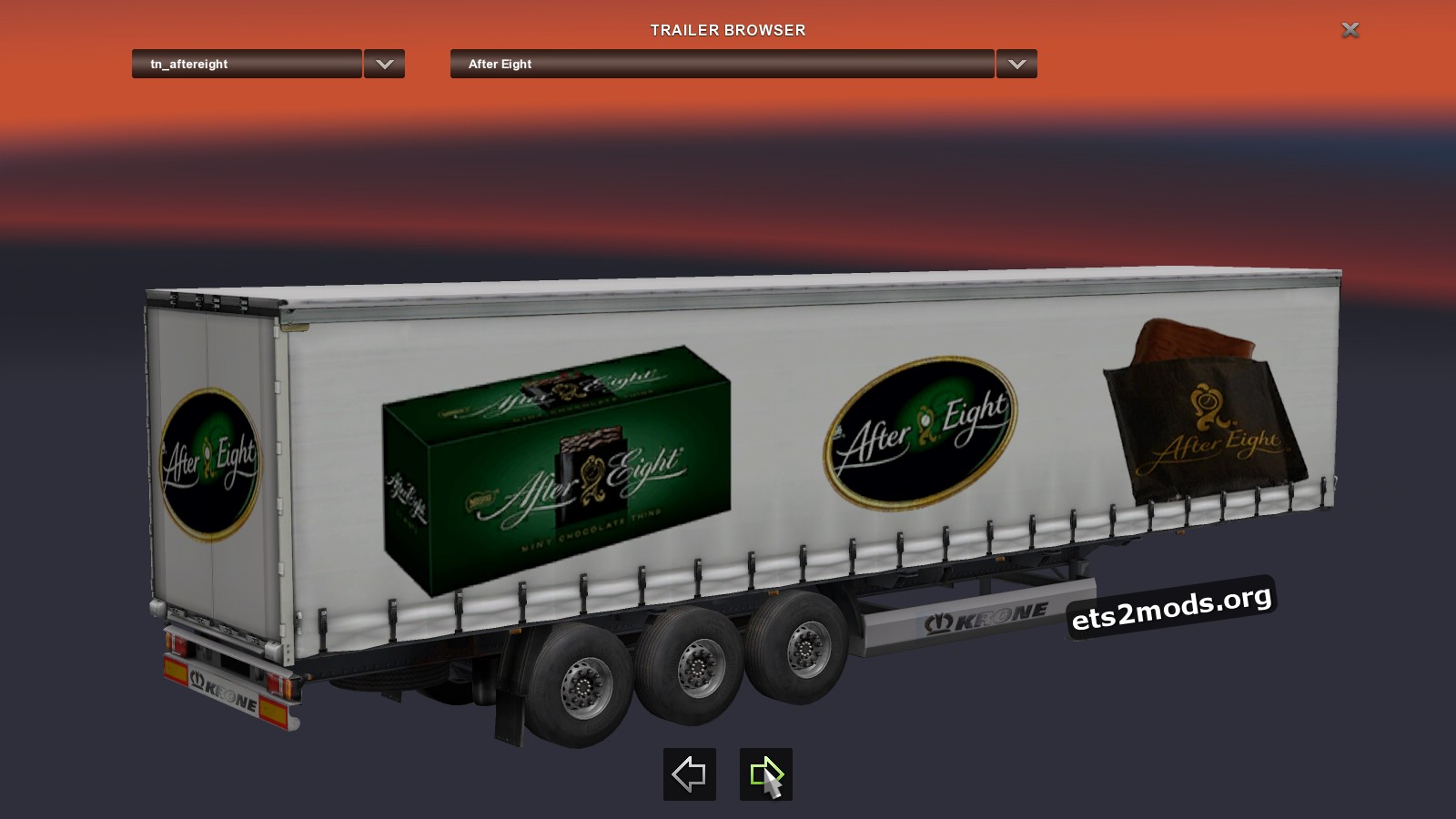 Huge Trailers Pack by Matgamer