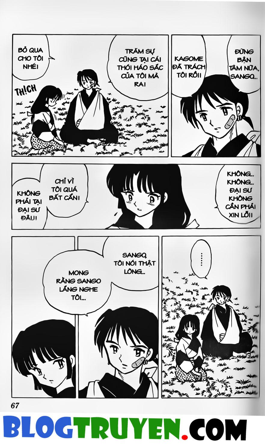 Inuyasha vol 30.4 trang 8