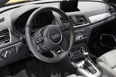 Nouveau Audi Q3 2019 - Caractéristiques, Prix, Date de sortie