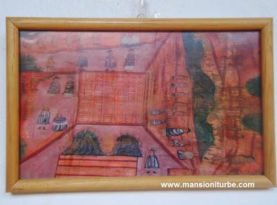 Santa Maria Comachuen Canvas