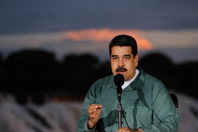 Maduro termina año elevando el salario mínimo 40 por ciento