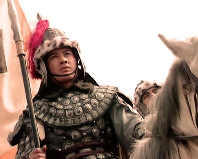 ม้าเฉียว จากละครโทรทัศน์สามก๊ก ปี 1994