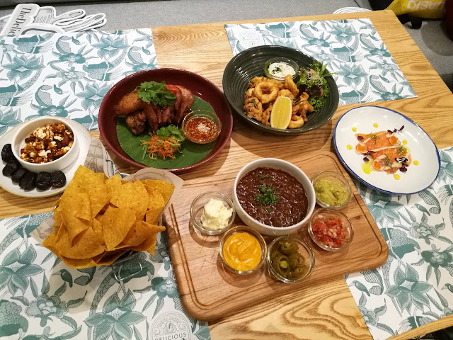 Berbuka Puasa Di Cafe Delicious One Utama Dengan Makanan Yang