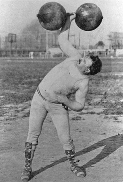 Frederick Winters, 1904 Olympics.