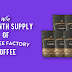 6 Month Supply of Coffee Giveaway #Worldwide