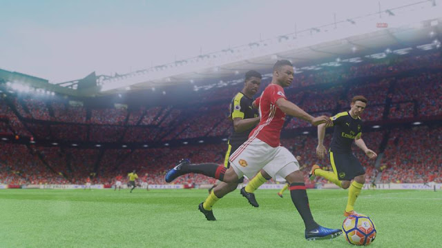 PES 2017 Beautiful SweetFX V5 + PoorFX PS4 dari Donny Avia