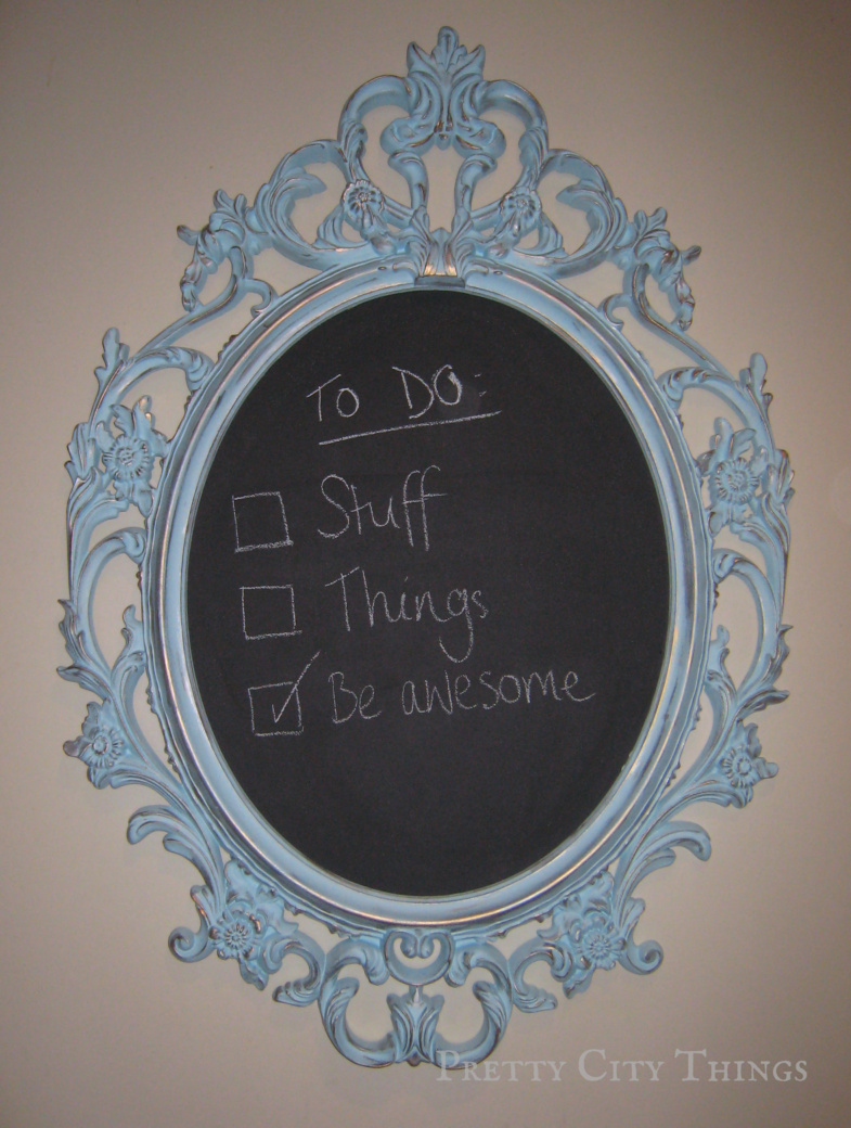 Chalk Board Frame | Emmerson and Fifteenth